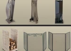 Pare Feu Accessoires cheminées