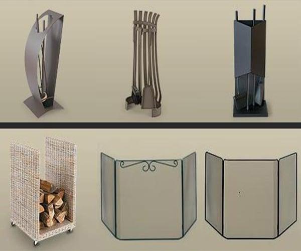 accessoire chemin e 4 chemin es po les philippe. Black Bedroom Furniture Sets. Home Design Ideas