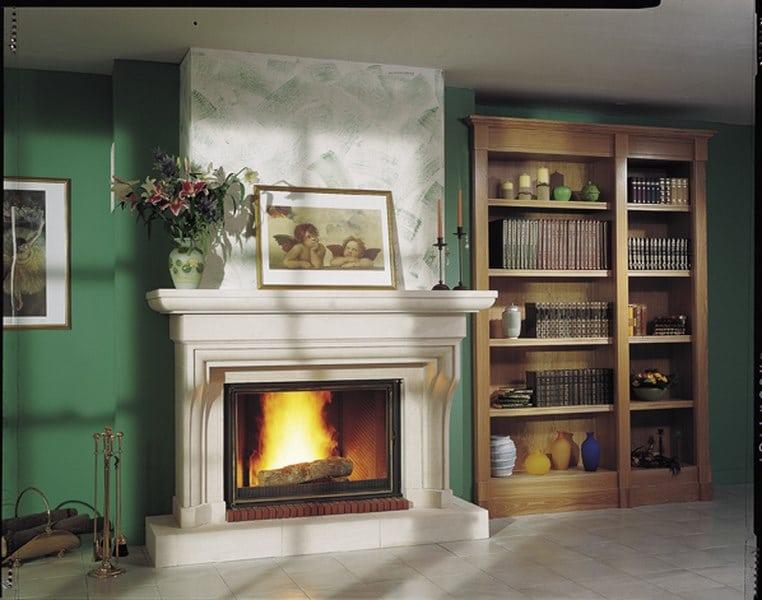 chemin e versailles chemin es po les philippe. Black Bedroom Furniture Sets. Home Design Ideas