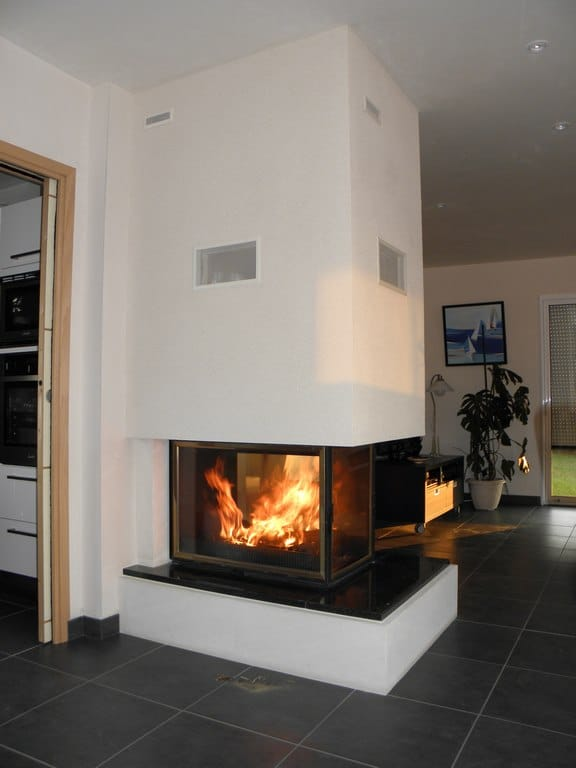 cheminée St Chamant foyer 855