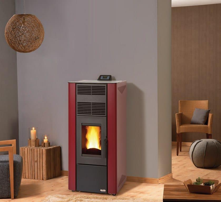 po le pellets lamia chemin es po les philippe. Black Bedroom Furniture Sets. Home Design Ideas