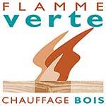 Label Flamme-verte