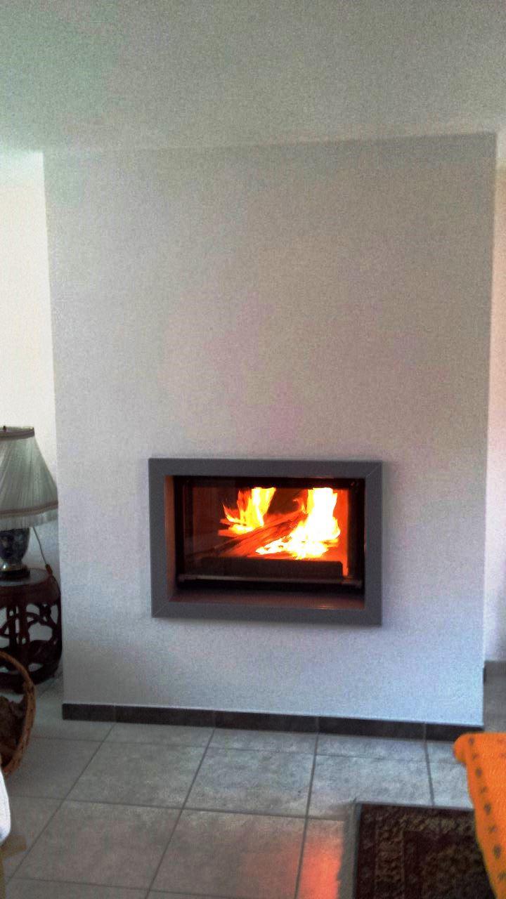cheminée ajaccio avec foyer 844