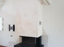 Cheminée Estelier avec foyer 895-3V