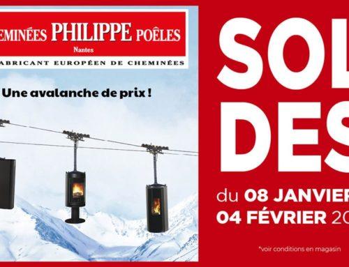 Cheminées et Poêles: Avalanche de prix du 08 Janvier au 04 Fevrier 2020