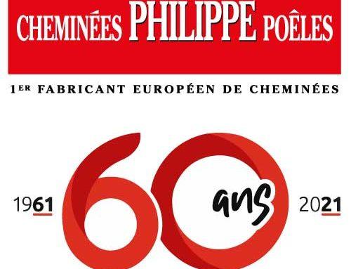 """60 ans Cheminées et Poêles Philippe """"La voix du Nord"""""""