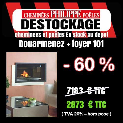 Destockage Cheminées et poêles Philippe