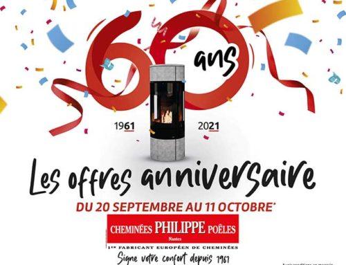 Les Offres Anniversaire du 20 Septembre au 11 Octobre 2021